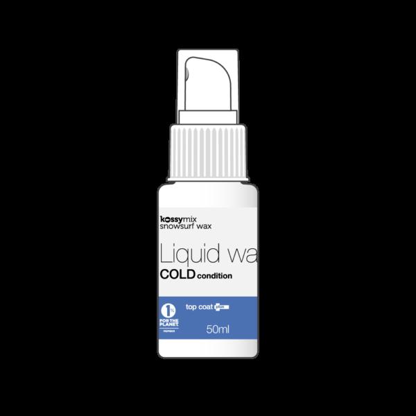 Liquid wax COLD condition