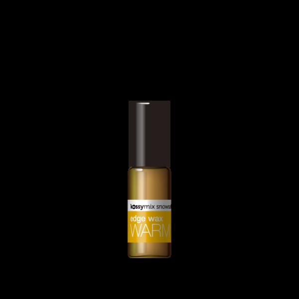 edge wax WARM